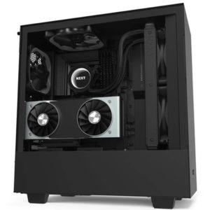 NZXT H510i - MATTE BLACK