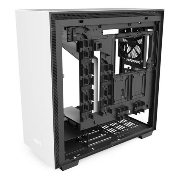 NZXT H710i Smart ATX (Mid - Tower) - White