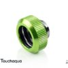 """Touchaqua G1/4"""" Tighten Fitting For Hard Tubing OD14MM (Green)"""