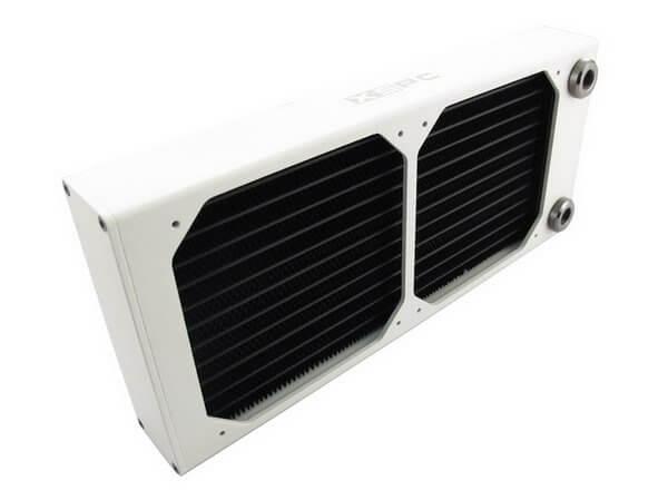 XSPC AX240 V2 White - Premium Radiator