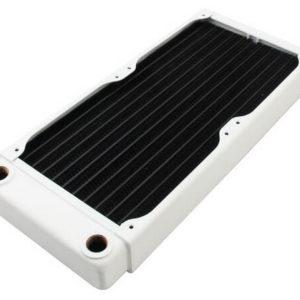 XSPC EX240 White - High Performance Radiator