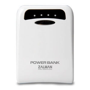 Zalman 11200mAh - 90% Efficiency - Premium Power Bank