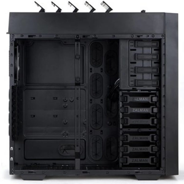 Zalman H1 - Full Tower Luxurious Hi-End Case