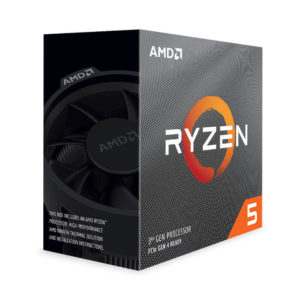 Amd Ryzen 5 3500 6c6t Upto 4.1ghz