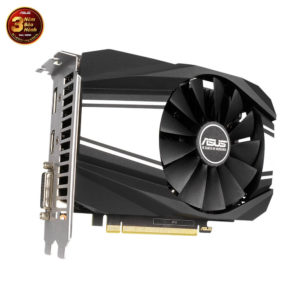 Asus Phoenix Geforce Gtx 1650 Super Oc Edition 4gb Gddr6 H6