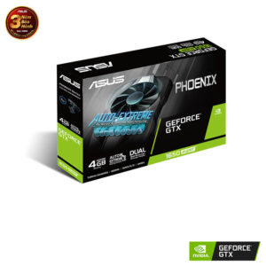 Asus Phoenix Geforce Gtx 1650 Super Oc Edition 4gb Gddr6 H9