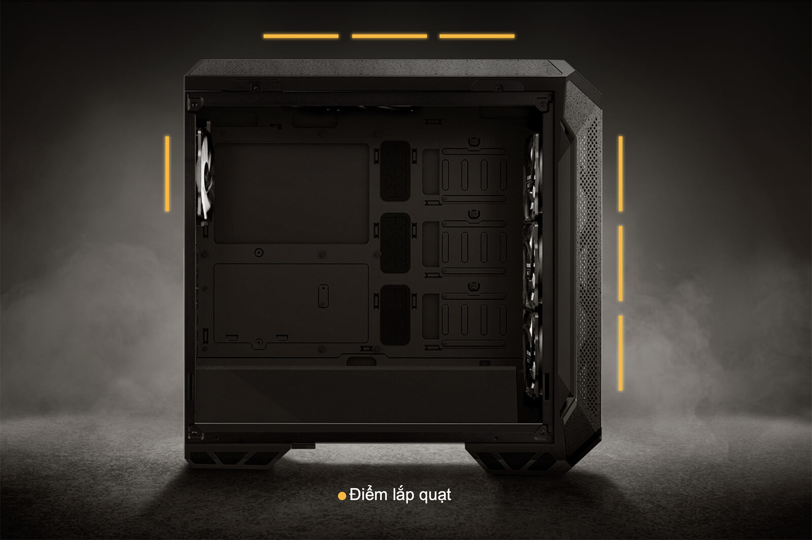 Asus Tuf Gaming Gt501vc Mid Tower Gaming Case Features 03