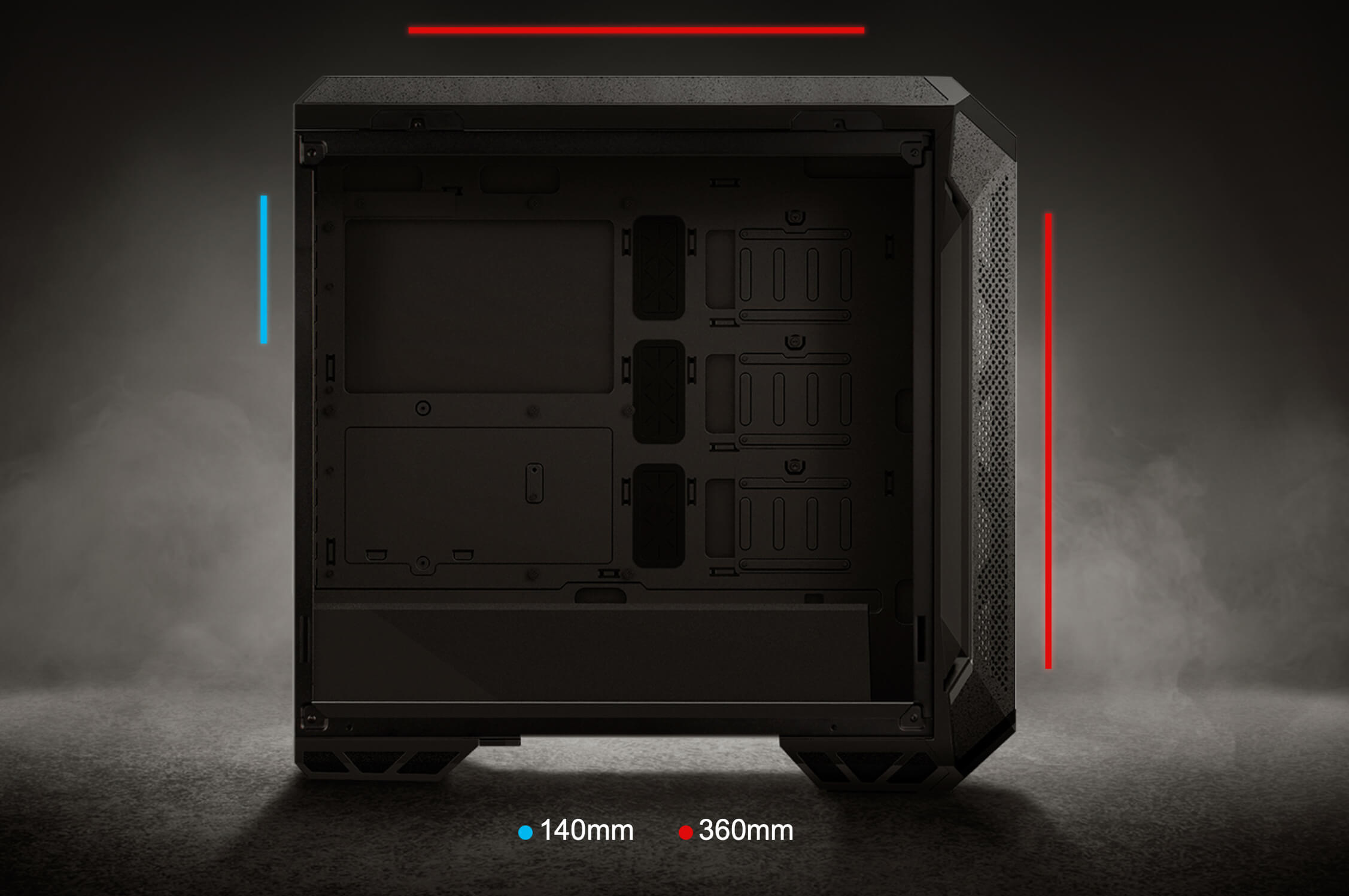 Asus Tuf Gaming Gt501vc Mid Tower Gaming Case Features 04