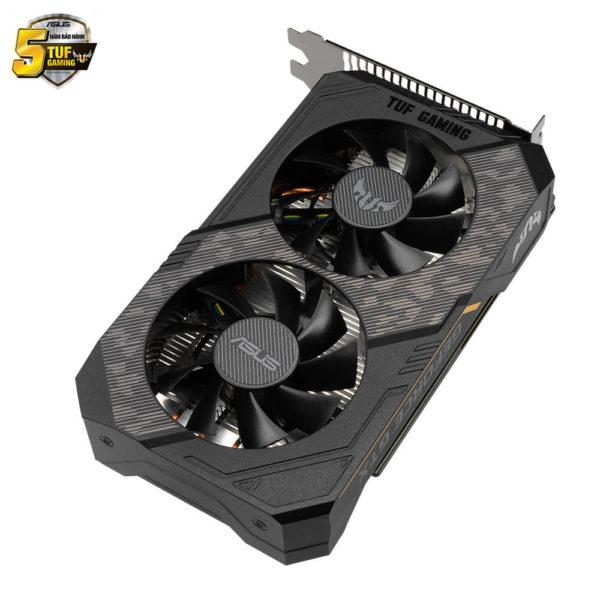 Asus Tuf Gaming Geforce Gtx 1650 Super Oc Edition 4gb Gddr6 H2