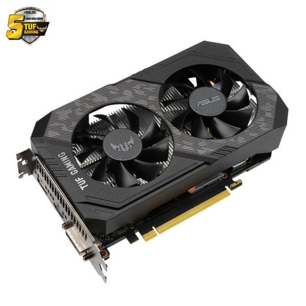 Asus Tuf Gaming Geforce Gtx 1650 Super Oc Edition 4gb Gddr6 H3