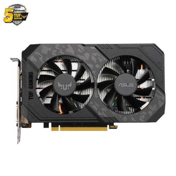 Asus Tuf Gaming Geforce Gtx 1650 Super Oc Edition 4gb Gddr6 H4