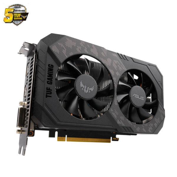 Asus Tuf Gaming Geforce Gtx 1650 Super Oc Edition 4gb Gddr6 H5