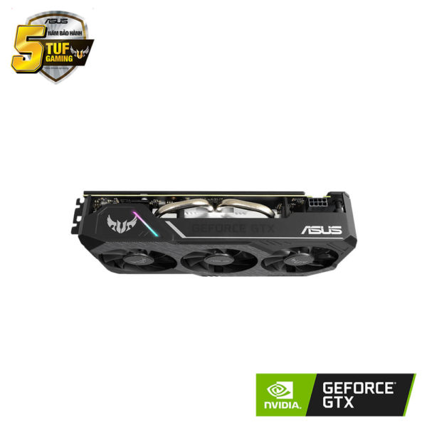 Asus Tuf Gaming X3 Geforce® Gtx 1660 Super™ Oc Edition 6gb Gddr6 H4