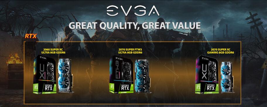 Banner Evga 3