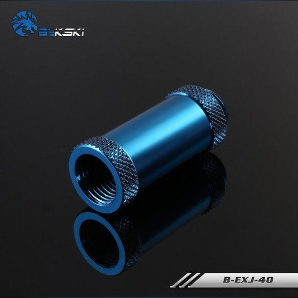 Bykski Blue Extention Joint 40mm B Exj40 Bl