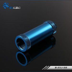 Bykski Blue Extention Joint 50mm B Exj50 Bl