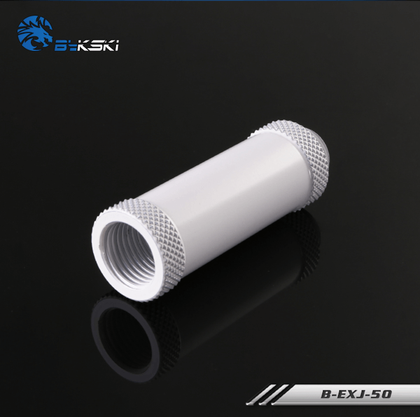 Bykski White Extention Joint 50mm B Exj50 Wh