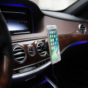 Elari Car Magnet Charger - Wireless Docking Station For Your Car