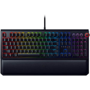 Razer Blackwidow Elite – Yellow Switches H1