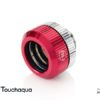 Touchaqua Dual O Ring G1,4 Tighten Fitting For Hard Tubing Od14mm (red)