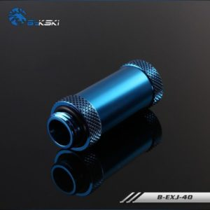 Bykski Blue Extention Joint 40mm - B-EXJ40-BL