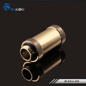 Bykski Golden Extention Joint 35mm- B-EXJ35-GOLDEN
