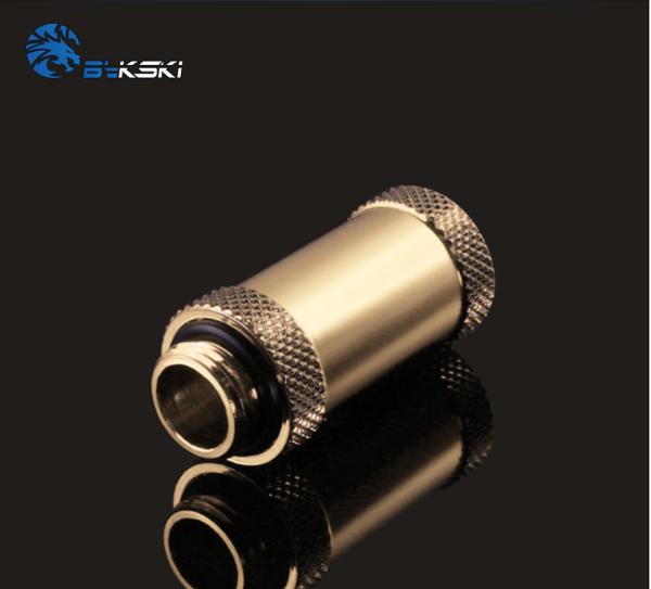 Bykski Golden Extention Joint 40mm - B-EXJ40-GOLDEN