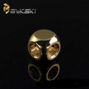 Bykski Golden Four Fast Joints - B-TE4-GOLDEN