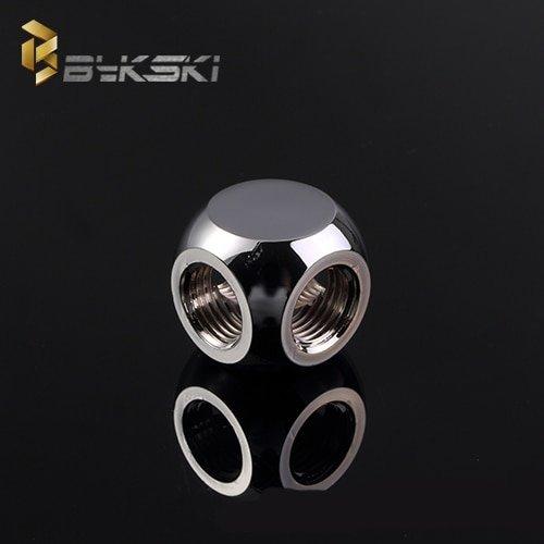 Bykski Silver Four Fast Joints - B-TE4-SL