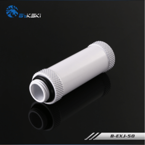 Bykski White Extention Joint 50mm - B-EXJ50-WH