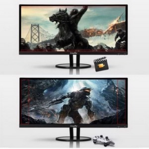 Crossover 290M - Ultra Wide 8 bit color S-IPS LCD
