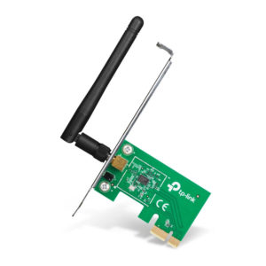 PCI Express Adapter TL-WN781ND 150Mbps Wireless N
