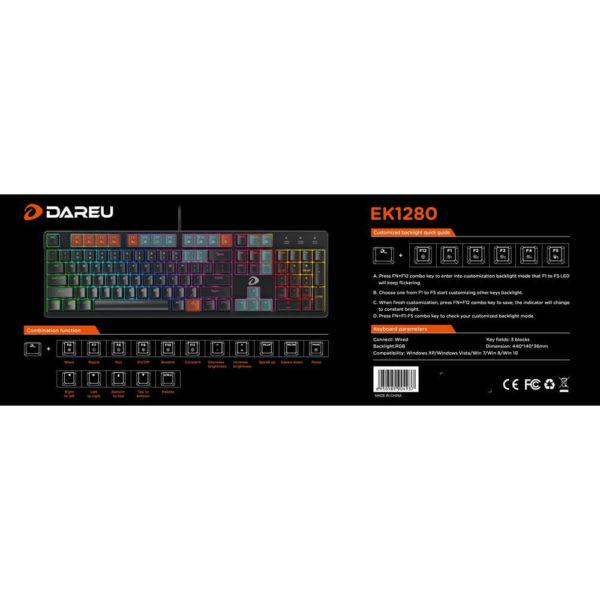 Dareu Ek1280 104key H3
