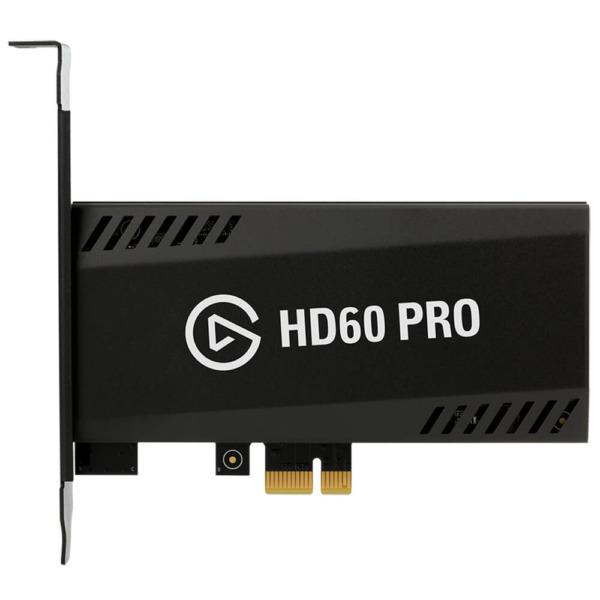 Elgato Capture Card HD60 Pro