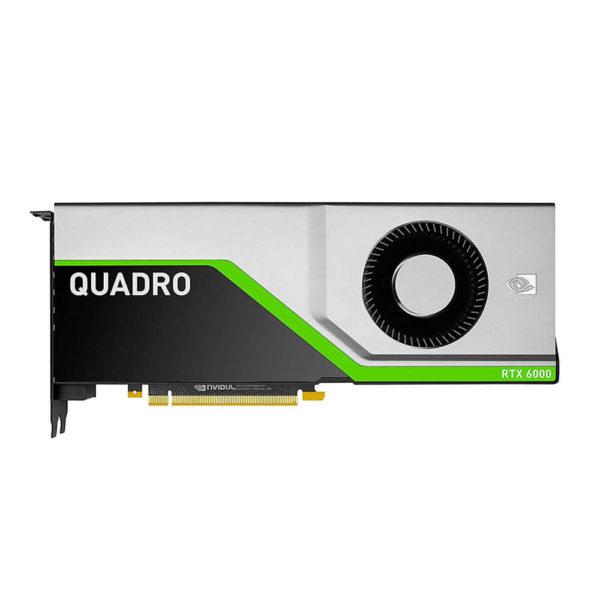 Nvidia Quadro Rtx6000 24gb Gdr6 Workstation Video Card H2