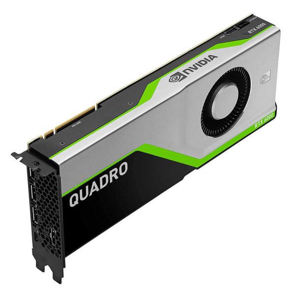 Nvidia Quadro Rtx6000 24gb Gdr6 Workstation Video Card H3