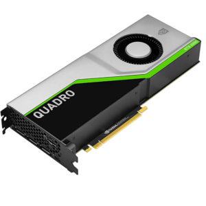 Nvidia Quadro Rtx6000 24gb Gdr6 Workstation Video Card H4