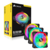Corsair QL120 RGB 120mm - 3 Fans Pack