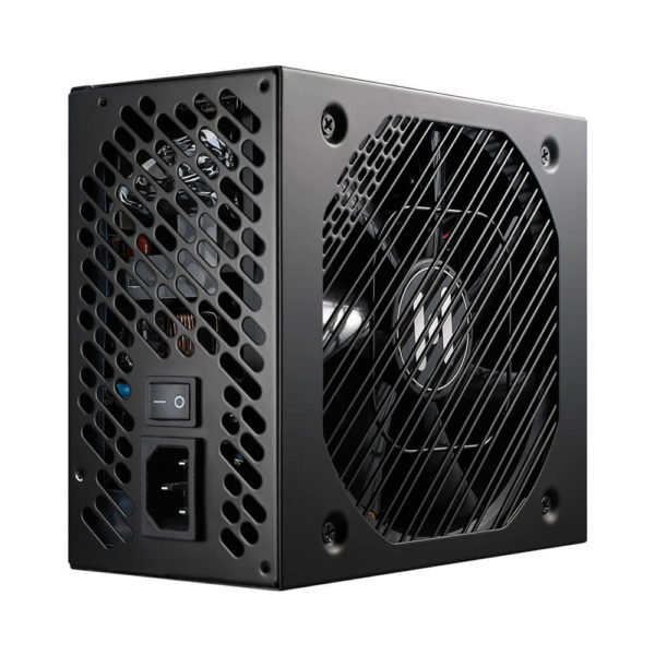 FSP HYDRO 500W 80Plus Bronze Single Rail PSU