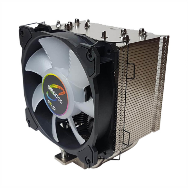 Gelid Sirocco - 6HP RGB Xtreme Cooler