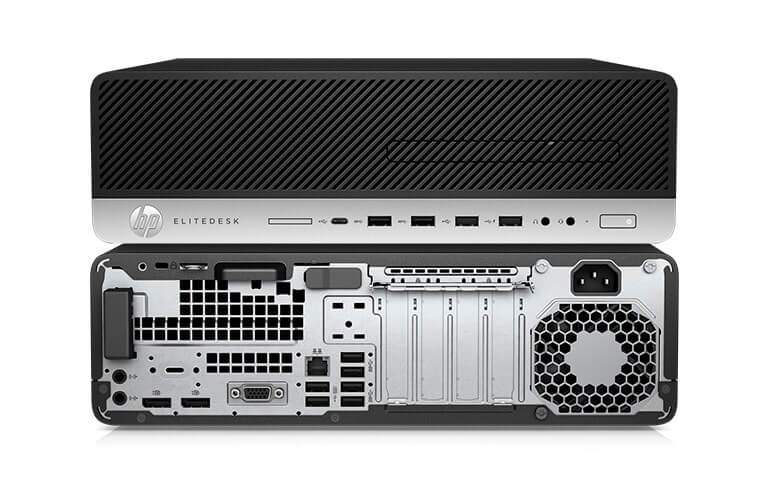 Hp Elitedesk 800 G5 Small Form Factor 02