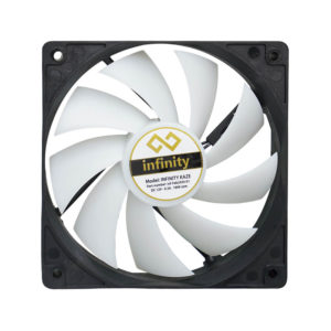 Infinity Kaze 12cm 1800 Rpm No Led Fan Case 01