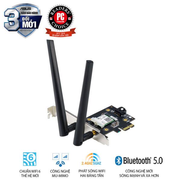 Asus Pce Ax3000 Chuẩn Ax3000 Wifi 6 01