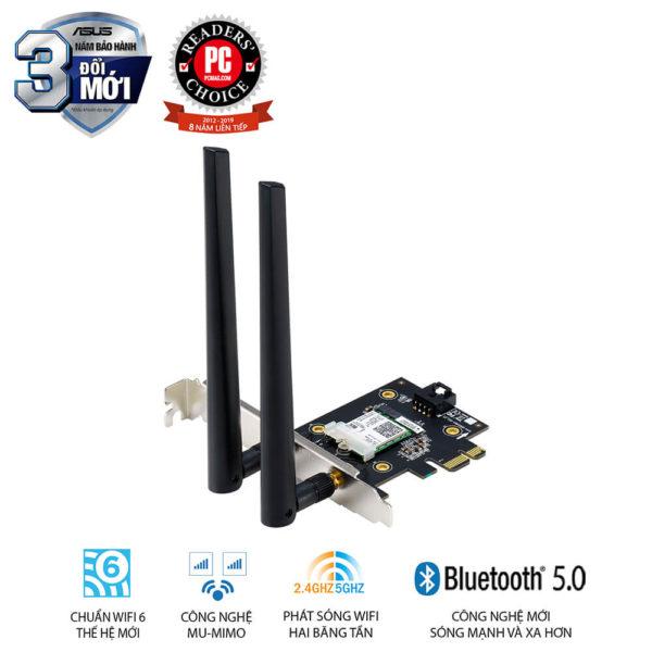 Asus Pce Ax3000 Chuẩn Ax3000 Wifi 6 02