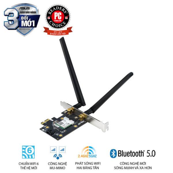 Asus Pce Ax3000 Chuẩn Ax3000 Wifi 6 04