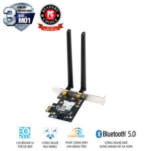 Asus Pce Ax3000 Chuẩn Ax3000 Wifi 6 05