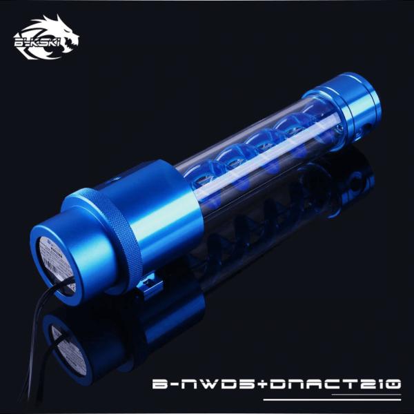 Bykski B-NWD5+DNACT210 Blue/Blue - Water Pumb