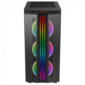 XIGMATEK TRIPLE X (EN44245) - PREMIUM ATX, RGB STRIP