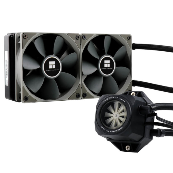 Thermalright Turbo Right 240C Full Cooper - RGB Extreme performance AIO CPU Cooler