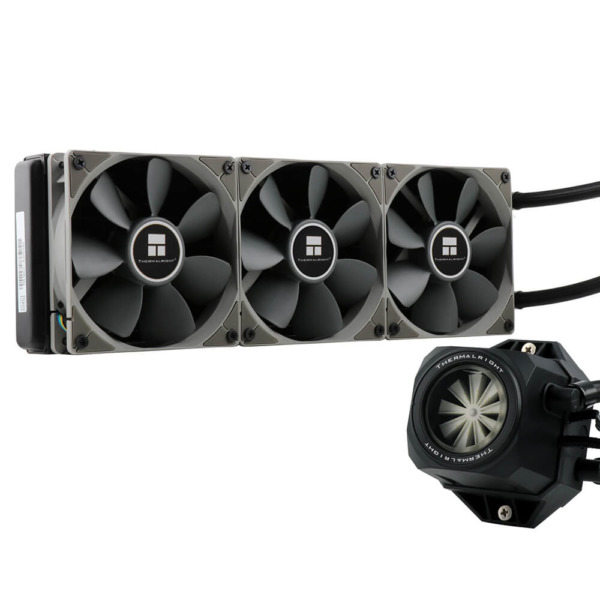 Thermalright Turbo Right 360C Full Cooper - RGB Extreme performance AIO CPU Cooler